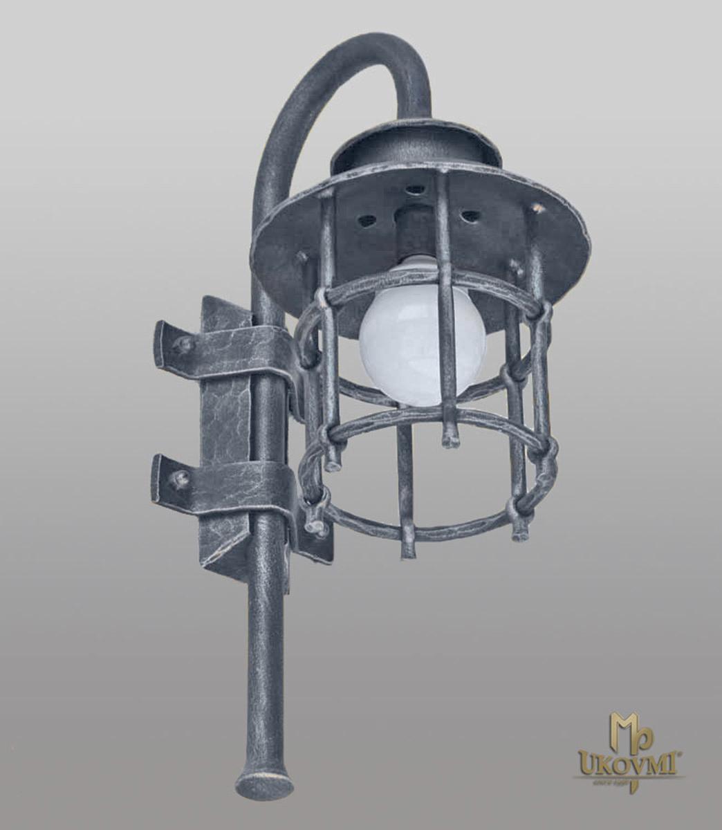 Wandleuchte – geschmiedete Lampe KLASSIK – Außenleuchte