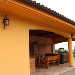 Design-Wandleuchten als Seitenbeleuchtung für Terrassen und Einfamilienhäuser – Leuchten mit garantierter Qualität