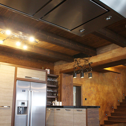 Exklusive Küchenbeleuchtung – handgeschmiedete Innenleuchten